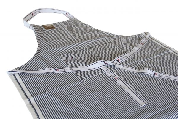 Förkläde Striped Oxford Apron